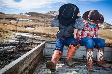 Rhett & Bryson (both age 6)