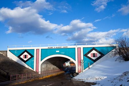 Highway 49 Bridge, East Glacier