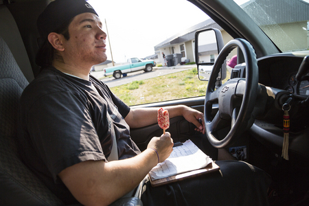 A story of young entrepreneurship and hope on a Montana Indian Reservation.